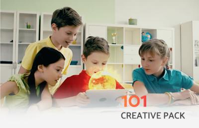 101 Creative Pack